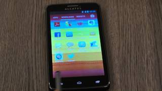 Alcatel One Touch Scribe Easy Hands On Review