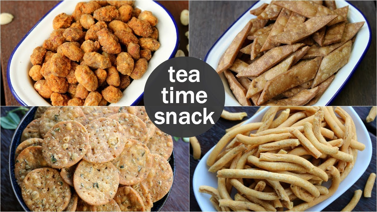 8 easy tea times snacks recipe  quick evening snacks recipes  light  evening snacks