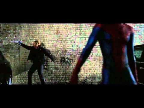 El asombroso hombre araña ladron de autos subtitulado HD