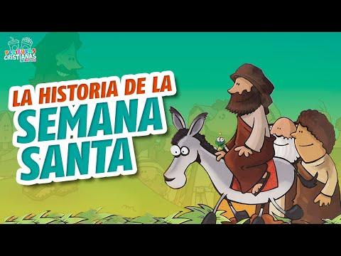 Películas Infantiles | La Historia De La Semana Santa