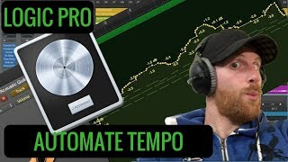 Automate the Tempo in Logic Pro - Tutorial #44