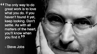 Motivational music for success in life | Steve Jobs