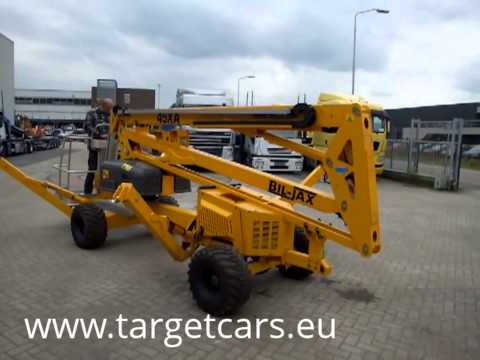 Product Review Haulotte 55xa Articulating Boom Lift