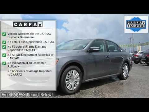 2014 Volkswagen Passat - Superior Auto Sales - Beeville, TX 78102 - 020070