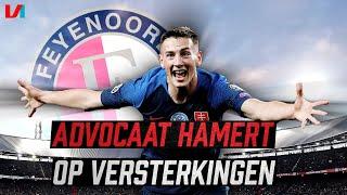 Machtsstrijd Bij Feyenoord: 'Nieuwe Aanvaller Moet Voor Rust Zorgen'