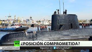 La Armada De Argentina Niega Que El Ara San Juan Se Aproximara A Las Malvinas