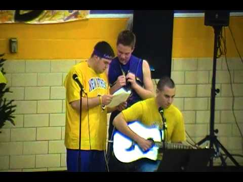 2012-2013 New Athens Senior Homecoming Talent Starring Scott Wilson