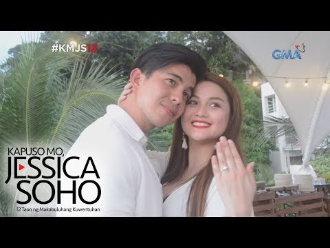 Kapuso Mo, Jessica Soho: Dianne Medina and Rodjun Cruz, 10 years and beyond!