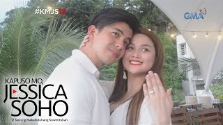 Kapuso Mo, Jessica Soho: Dianne Medina and Rodjun Cruz, 10 years and beyond!