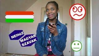 Magyar szepsegei #1 (Nehez magyar szavak)