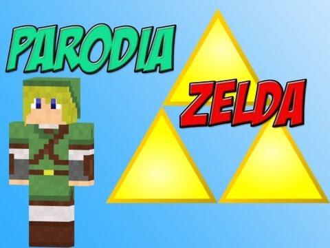Paródia - Smosh The Legend of Zelda - (Legendado)