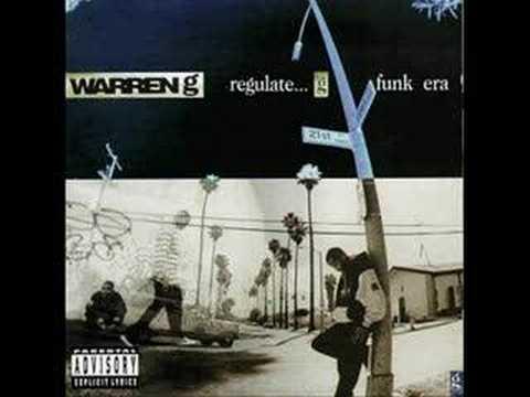 Warren G ft Nate Dogg  Regulate 2F Remix