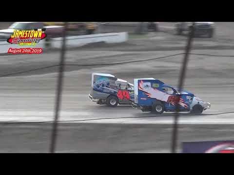 Jamestown Speedway Slingshot Races (8/24/19)