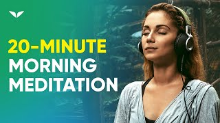 Soothing Morning Meditation To Awaken Your Body And Mind With Love