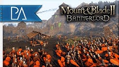 BANNERLORD SIEGE BATTLES ARE HERE! - Multiplayer Siege Battles on Mount & Blade II: Bannerlord
