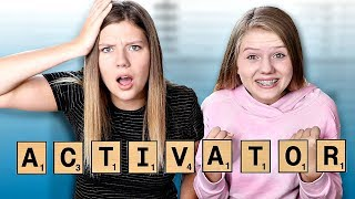You Can USE Whatever You Can SPELL Slime Challenge | Taylor & Vanessa