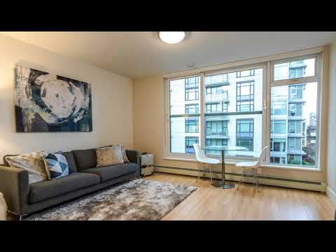 Listing:  #623 - 159 West 2nd Avenue, Vancouver, BC, Canada