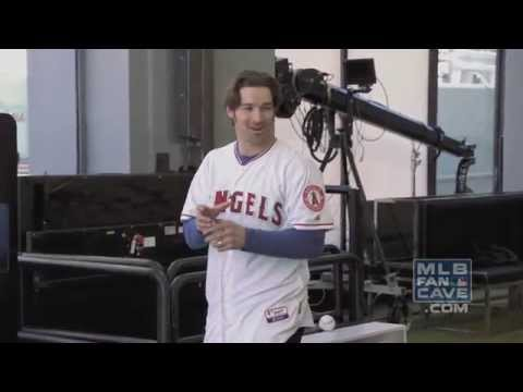 C.J. Wilson Pranks Fans with Fastball