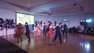 JRDA 2018 Christmas Dinner Dance - Bachata Team HD