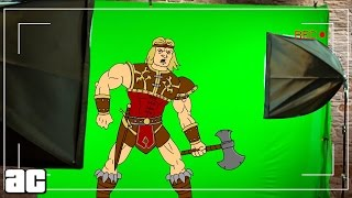 Arcade Cloud: Simon Belmont Tries Out for  Super Smash Bros!? | Smashed Pilot |