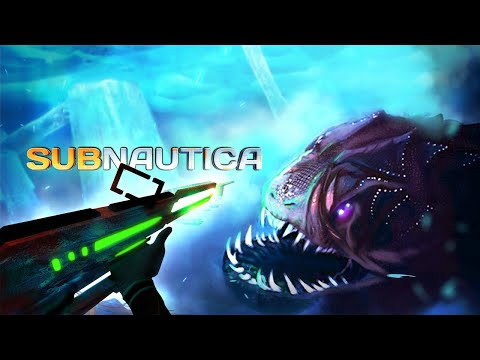 Subnautica - THIS IS IT!! - Huge Arctic DLC Update, Ion Rifle & Atlas Sized Sub! - Gameplay