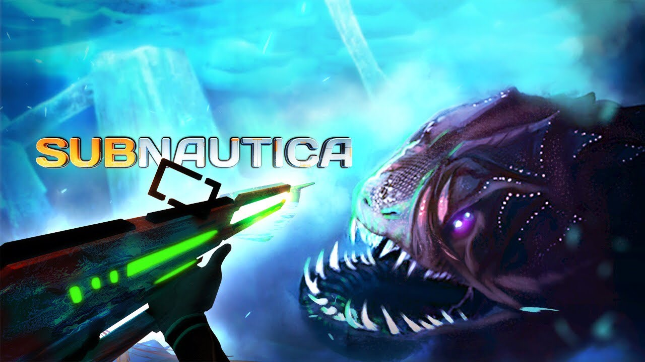 Subnautica This Is It Huge Arctic Dlc Update Ion Rifle