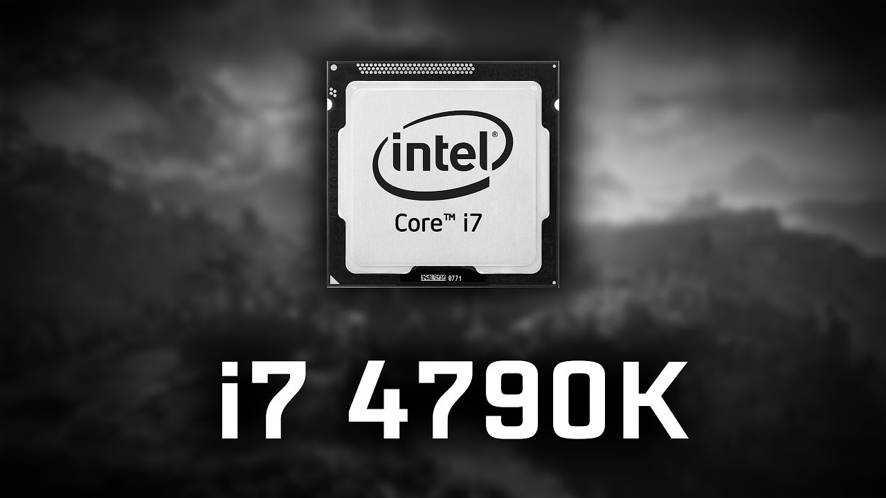 i7 4790k - Installation, Overclocking and Comparisons!