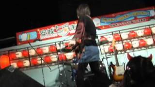 年に1回愛知県安城市で開催される「安城七夕まつり」で演奏するために...
