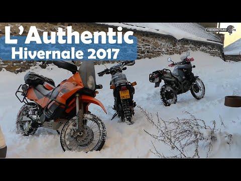 Hivernale l'Authentic 2017...  pique