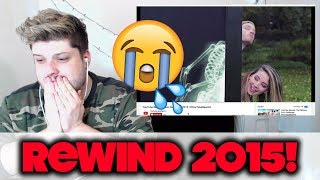 YouTube Rewind: Now Watch Me 2015 | #YouTubeRewind | REACTION!