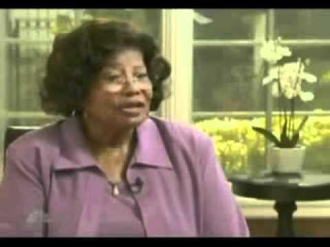 Katherine Jackson On Debbie Rowe 2010 !