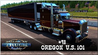 "American Truck Simulator - #40 ""Oregon U.S.101"""