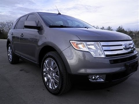"""sold.2009 FORD EDGE LIMITED FWD 1 OWNER 104K LEATHER NAVIGATION 20""""S FOR SALE CALL 855-507-8520"""