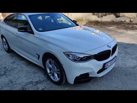 BMW 3 Gran Turismo 335d Xdrive M Sport Package  F34, 07/2015