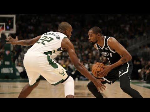 Download Brooklyn Nets vs Milwaukee Bucks Full Game Highlights | October 19 | 2022 NBA Season