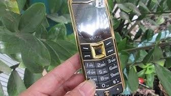 Điện thoại Vertu V403 (Vertu A8) Trung Quốc fake 2 sim giá sốc