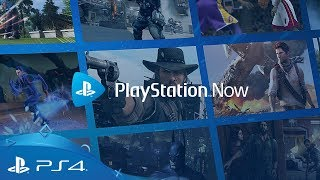 PlayStation Now   Stream PS4 Games   PS4