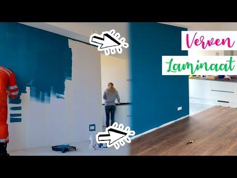De eerste week klussen aan ons nieuwe huis!   felinehoi VERHUISWEEKVLOG #144