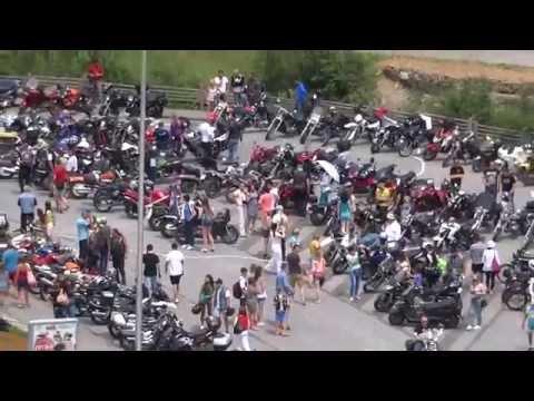 ФІЛЬМ   Bikers Village - поїздка в Яремче на мото фест .