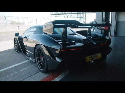 McLaren Senna vs 650S GT3 | Chris Harris Drives | Top Gear