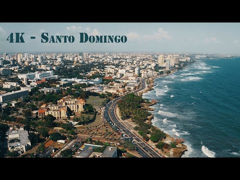 4K video Ultra HD Santo Domingo - Dominican Republic. Inspire Pro 2 Wedding at Dominican hotels