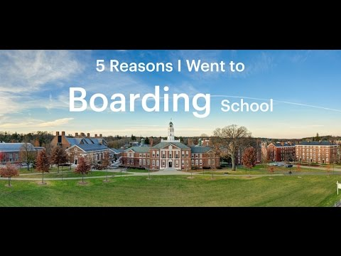Top 5 Reasons I Went to Phillips Exeter Academy