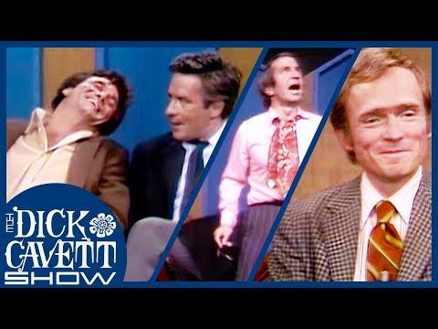 Peter Falk, John Cassavetes, and Ben Gazzara Run Riot | The Dick Cavett Show