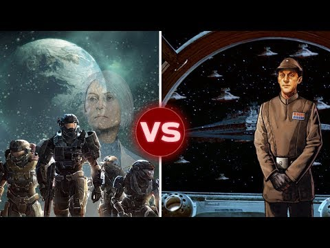 Could the Empire's fleet at Endor invade Reach (Halo)? | Emp