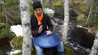 Snowmelting Song with Rav Vast G Pygmy 432 Hz