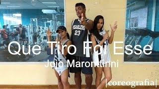 Que Tiro Foi Esse - Jojo Maronttinni - Coreografia Free Dance #boradançar