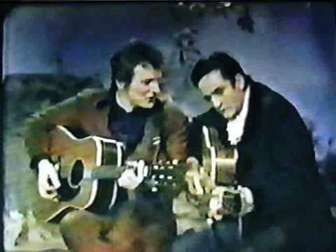 Gordon Lightfoot & Johnny Cash 1969