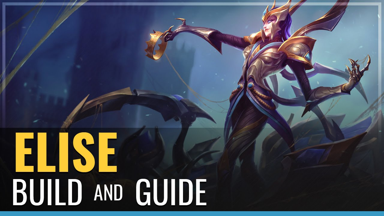 Elise guide:: league of legends elise strategy build guide on.