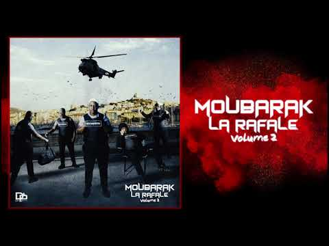 Youtube: Moubarak – Mental D&P // La rafale vol.2 // 2020