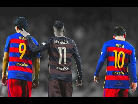 MSN - THE END... ● Messi, Suarez, Neymar ● The Greatest Foot
